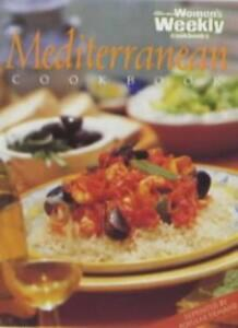 "Mediterranean Cook Book (""Australian Women's Weekly"" Home Library)-Maryanne Bla"