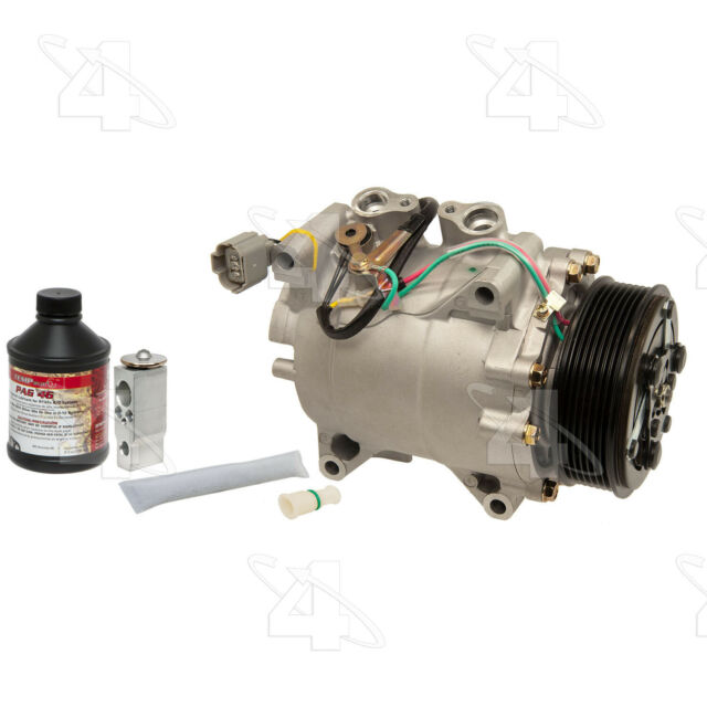 A/C Replacement Kit Fits 2005-2008 Acura TSX FOUR SEASONS