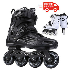 Adults-Inline-Speed-Skate-Shoes-Hockey-Roller-Skates-Sneakers-Rollers-Big-Sizes