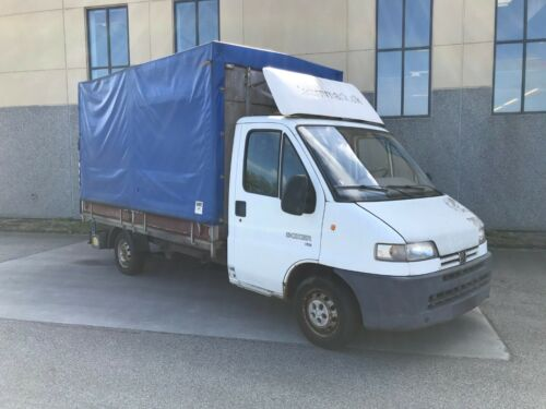 Peugeot Boxer 350M 2.8 HDi Chassis M