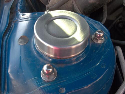 MGZR MG ZR INOX Anteriore Top Sospensione Kit di montaggio a cupola DADO mgmanialtd.com