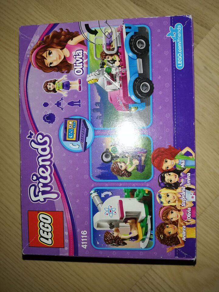 Lego Friends, 41116