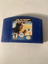 The World Is Not Enough 007 N64 Nintendo 64 Cartridge Authentic Ebay