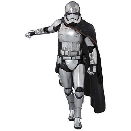 BANDAI S.H.Figuarts Star Wars CAPTAIN PHASMA Figure Japan Import Official