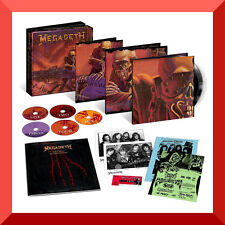 Megadeth , Peace Sells... But Who's Buying? _ Deluxe Megadeth Boxset , 25th