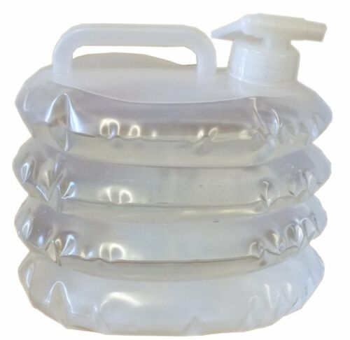 3 litres pliant eau carrier-conteneurs pour picnics camping pêche etc