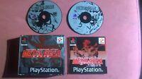 METAL GEAR SOLID PARA PS1 PS2 Y PS3!!!
