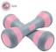 Non-Slip Neoprene 5-in-1 Weight Options Nice C Adjustable Dumbbell Weight Pair