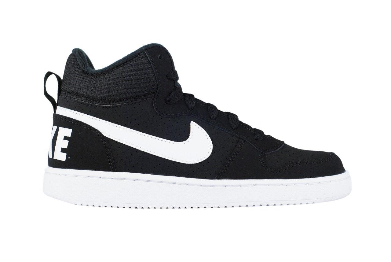 NIKE COURT BOROUGH  MID (GS) 839977 004 Damenschuhe Turnschuhe Sneaker