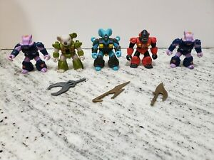 BATTLE-BEASTS-Hasbro-80-039-s-Vintage-Figure-Lot-Wood-Fire-Water-Some-Complete
