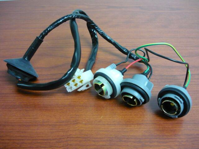 FORD OEM Taillight Tail Light Lamp Rear-Socket F1CZ13K371B