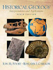 Historical Geology: Interpretions and Applications by John M. Poort, Rosean J. Carlson (Paperback, 2004)