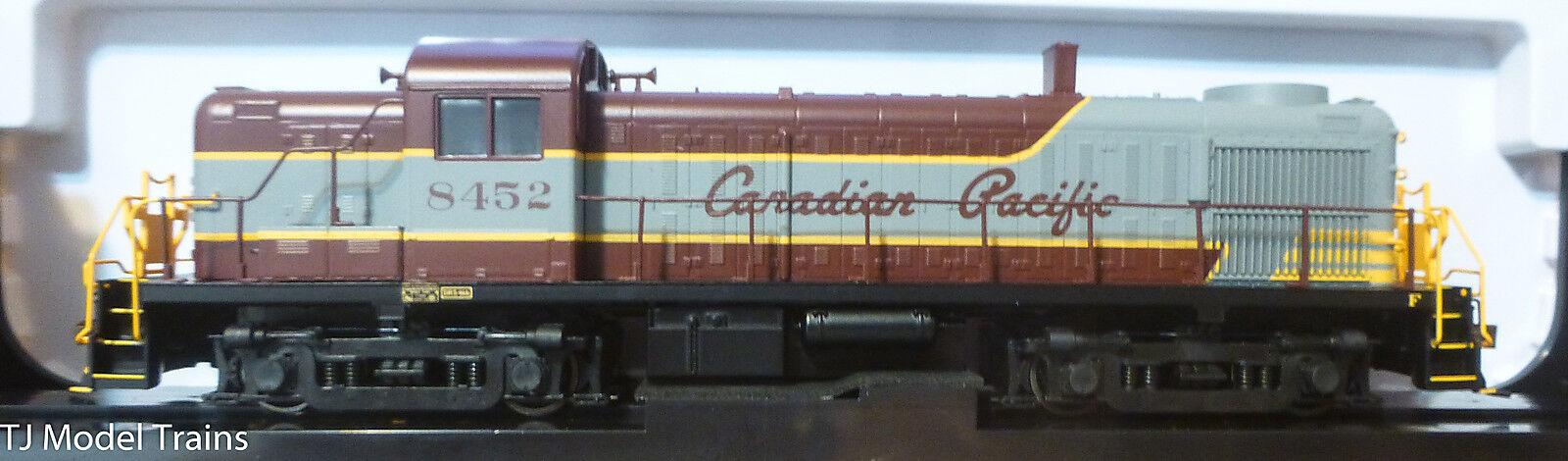 Atlas HO  10001954  Rd  8452  Canadian Pacific RS-3 Locomotive  DCC