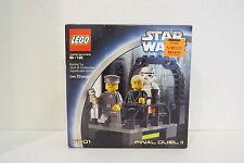 Star Wars Lego 7201 FINAL DUEL II 2 SEALED NIB JEDI LUKE STORMTROOPER IMPERIAL