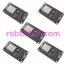 5 pcs lot NodeMCU ESP8266 Amica WiFi Internet of Things Development Board CP2102