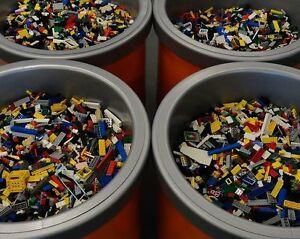 2-Kg-Kilo-Lego-riesiger-Bulk-Lot-Steine-Platten-City-Stadt-Star-Wars-Ninjago