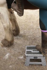 Addis Folding Step Stool Portable Equestrian Mounting