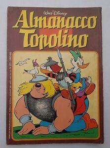 Almanacco-Topolino-277-Gennaio-1980-Lire-600-Arnoldo-Mondadori-Editore