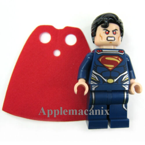 NEW LEGO 76003 DC Super Heroes Battle of Smallville SUPERMAN Minifigure Figure