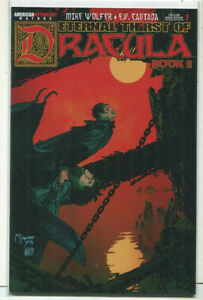 Eternal-Thirst-de-Dracula-1-Libro-2-NM-American-Mitologia-CBX16A