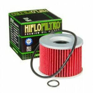 Hiflofiltro HF401 Filtre à Huile pour Moto
