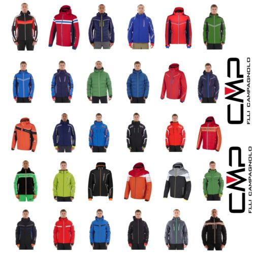 CMP Ski Jacket Snowboard Jacket Functional Jacket Men's Windproof Insulating