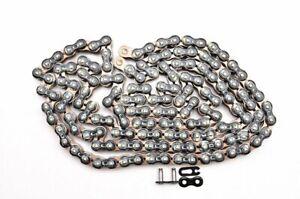 EK 3D 520MXR X-ring Chain 150 Links, Black/Gold  3D 520MXR X 150 BLK/GLD