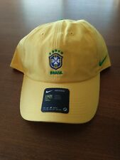487edbea81f02 item 1 NIKE Brazil Brasil Soccer CBF World Cup 2018 Yellow Green Adjustable  Cap Hat -NIKE Brazil Brasil Soccer CBF World Cup 2018 Yellow Green  Adjustable ...