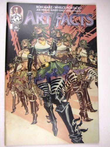 TOP COW ARTIFACTS #8 Comics