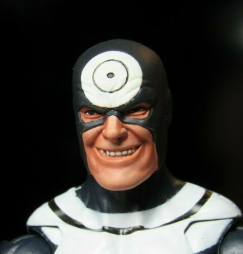 HEAD ONLY Marvel Legends Custom painted head Batman Afleck PAINTED HEAD ONLY