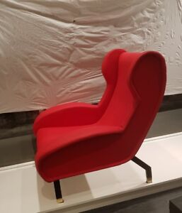 Chair attr. GIANFRANCO FRATTINI - Italia - Chair attr. GIANFRANCO FRATTINI - Italia