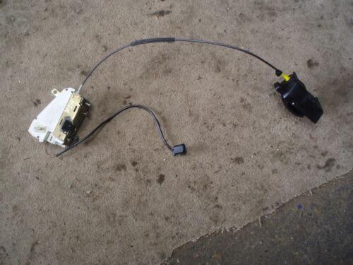 1996-1999 FORD ESCORT Mk6 N//S//R CENTRAL LOCKING DOOR CATCH ASS, FAST DISPATCH