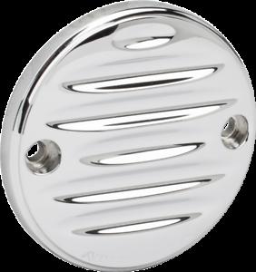 Arlen Ness 03-326 Ness-Tech Points Cover Chrome 10 Gauge