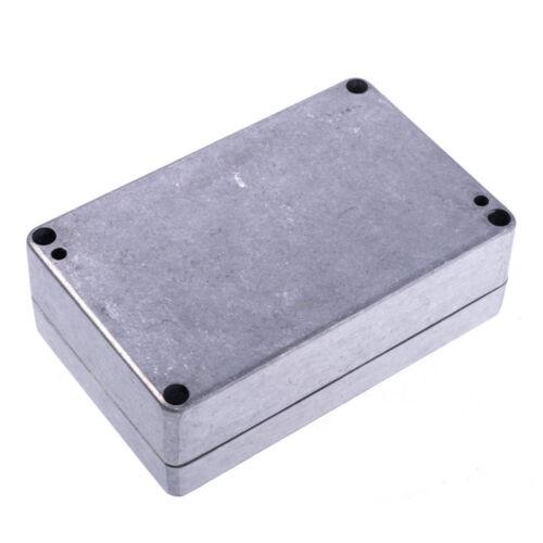 G107-IP67 Gehäuse 125x80x40mm Alu-Spritzguss-Gehäuse IP67 Abschirmung Gainta