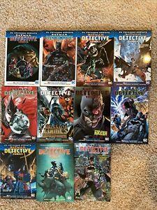 Batman-graphic-novel-lot-Detective-Comics-Rebirth-Omnibus-TPB-HC-vol-1-2-3-4-5-9
