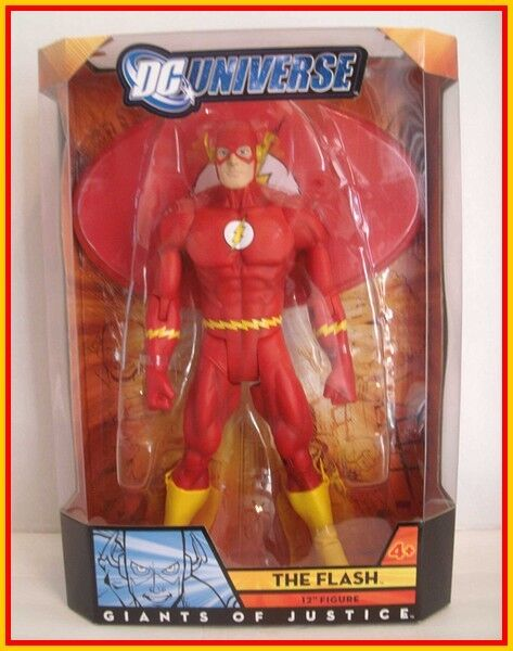 DC Universe Giants of Justice-The Flash 12  figure-Classics direct