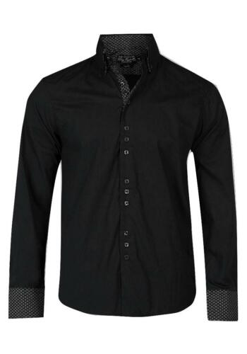 Victory Eagle Men/'s VT563 Long Sleeved Shirt Black