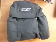 genuine original ESS V12 ADVANCER combat GOGGLES black CARRY CASE new AOR1 AOR 2