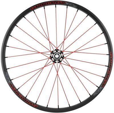 """Patented PBO Fiber Spokes SPINERGY Mountain Front Bicycle Wheel LX 29"""""""