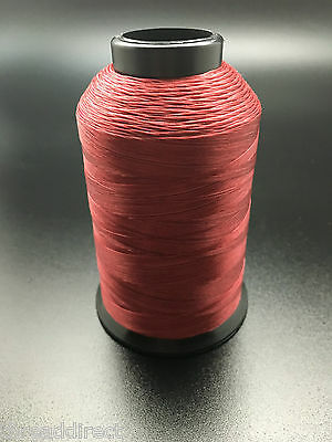 4oz Foliage Green T90 1125 Yards Bonded Polyester Sewing Thread #92 Fabric P65