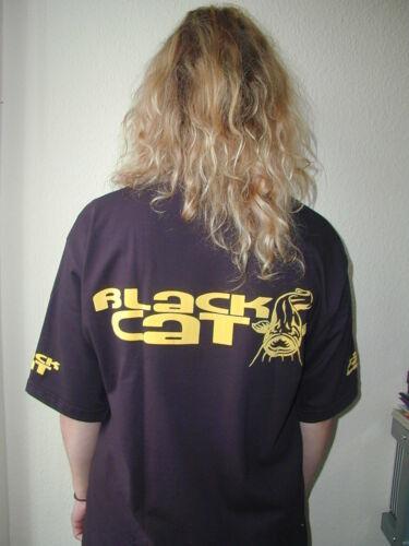 Wels toll gemacht Black Cat Waller T.-Shirt Catfish Wallerfischen