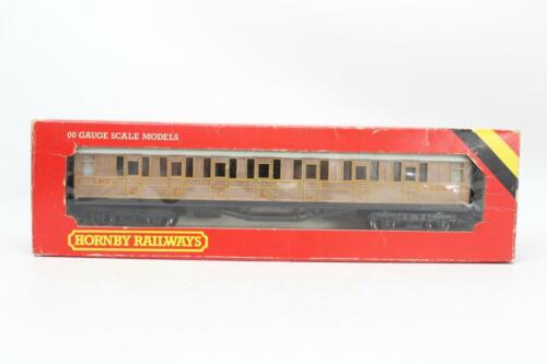 HORNBY R435 LNER COACH COMPOSITE OO GAUGE 1//76 SCALE BOXED E8