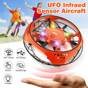 Mini-Smart-Hand-Control-Sensor-Hover-UFO-Drone-Infraed-Induction-Aircraft