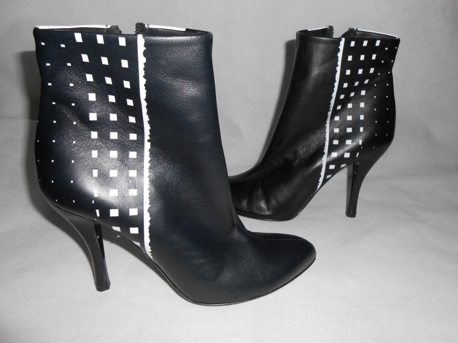 Nuevas botas de cuero Bally Amor UK6, 5/7 PVP