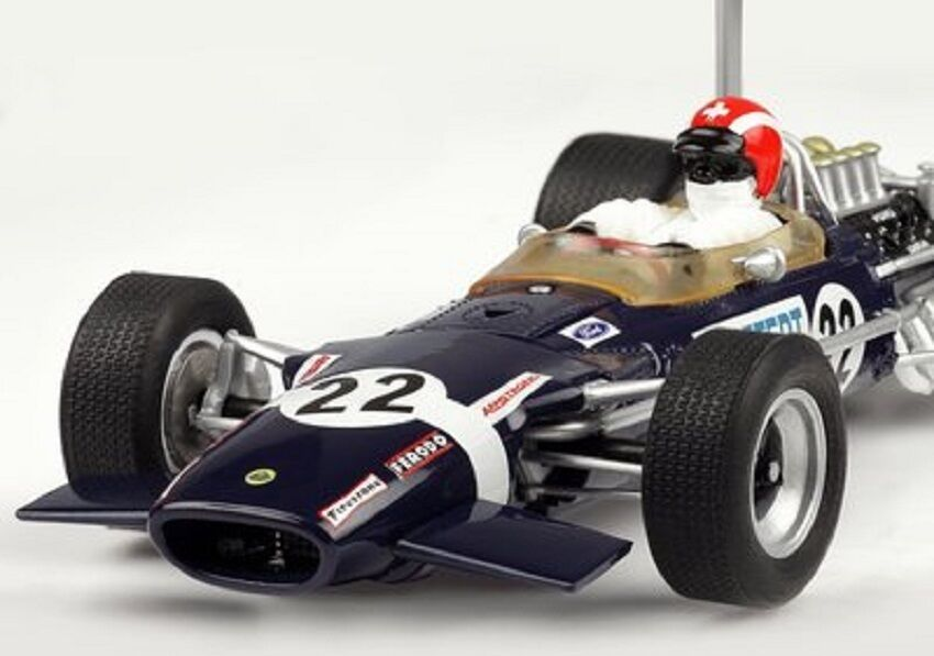 Scalextric Scalextric Scalextric 1 32  C3413 Lotus Type 49B, Rob Walker Racing 1968 - NEU und OVP -  | Professionelles Design  9c24cb