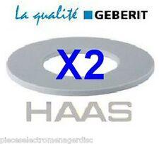 2 joints GEBERIT identic à 816.418 D63/32/3 mm pour cloche GEBERIT joint de WC