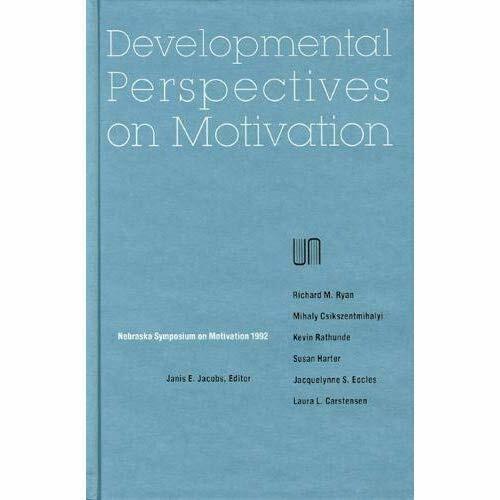Nebraska Symposium on Motivation: Developmental Perspec - Hardcover NEW Janis E.
