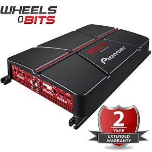 Pioneer-GM-A6704-1000-Watt-4-channel-Pontable-Amplificateur-Enceintes-Auto