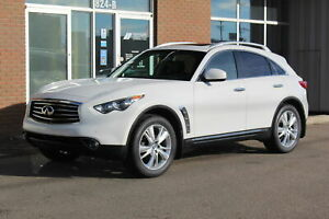 2012 Infiniti FX AWD - 360° CAM - LEATHER - NAVIGATION