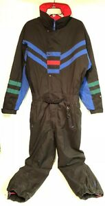 VTG-SKYR-Gore-Tex-Snowsuit-Mens-M-Coverall-One-Piece-Winter-Ski-SnowBoard-Suit